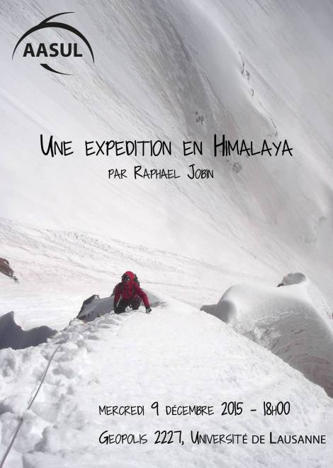Expédition en Himalaya – RaphaelJobin